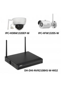 8ch Wireless Package