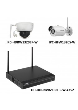 8ch Wireless Package