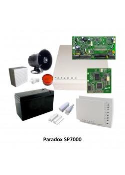 PARADOX SP7000 Package