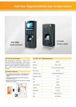 NIDEKA Biometric Door Access System
