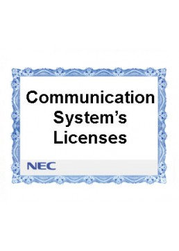NEC SL-IP-SIPTRK-1 LIC
