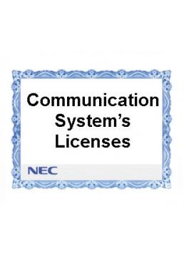 NEC SL-SYS-HOTEL LIC