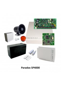 PARADOX SP4000 Package